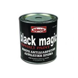 BLACK - MAGIC ΑΝΤΙΔΙΑΒΡΩΤΙΚΟ ΑΣΦΑΛΤΟΧΡΩΜΑ 1 Lit. DIMCO