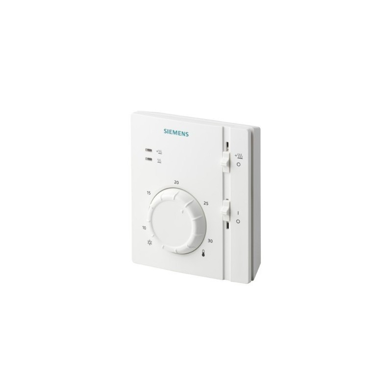 Siemens RAA 31.26 - Μηχανικός θερμοστάτης χώρου με εντολή boiler